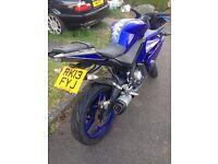 YAMAHA YFZ R125 MOTORCYCLE