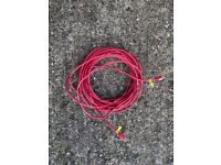 15m network cable cross over