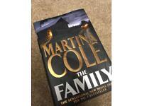 Martina Cole- The family book