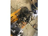 2007-2012 Euro 4 ford transit fwd 5 speed Gearbox Choice of three from £150