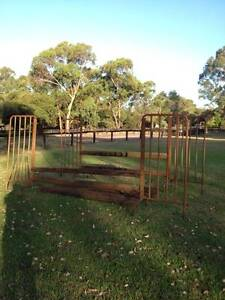 Horse Jumps w/ 12 copper logs West Swan Swan Area Preview