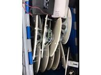 Flush mounted speakers...