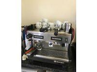 Ranchillio 2 group coffee machine