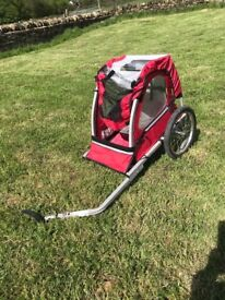 Child's cycle buggy/ trailer