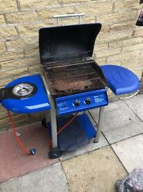 Used barbecue no gas
