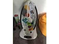 Mamaroo baby chair