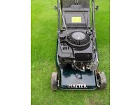 Hayter 41 Petrol Roller Mower