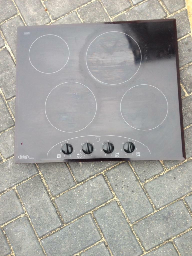 Halogen hob good for landlords etc bargain