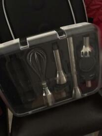 Kitchenaid hand blender ACCESORIES ONLY AS SEEN