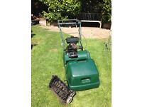 Atco Balmoral lawn mower 14SE