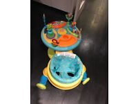Bright Stars Around We Go Activity Station - EXCELLENT CONDITION LIKE NEW