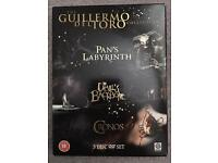 The Guillermo Deltoro Collection - 3-Disc DVD Set