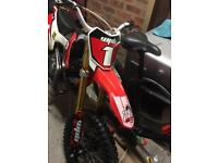 Wpb race 160 cc pit bike crf110 stomp demon x dxr pitbike