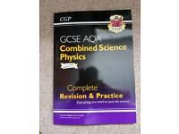 GCSE Physics Revision Book Brand New