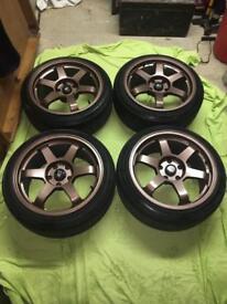 Rota grids wheels
