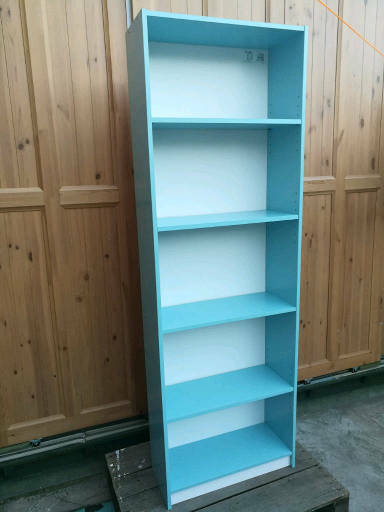 sports shoes 84a2a f070d Excellent Condition IKEA Billy Blue Book Shelf Bookcase | in Bradford, West  Yorkshire | Gumtree