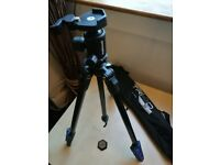Camera Tripod - Hahnel Triad 30 Lite Tripod 360º Quick Release Ball Head and Free Carrying Case