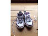 Converse children's trainer - White - UK size 13.5