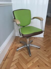 Swivel chairs hairdresser retro look R.E.M.