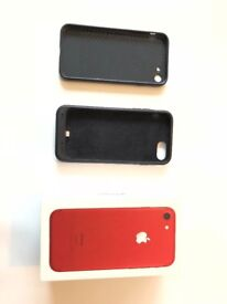 Iphone 7 Red (Product) 128GB UNLOCKED
