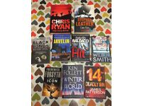 Crime Thriller books