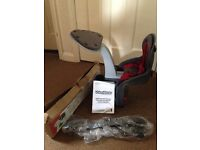 WeeRide centre mounted child's bike seat