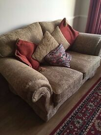 2 x 2 Seater Sofas Free but buyer collects