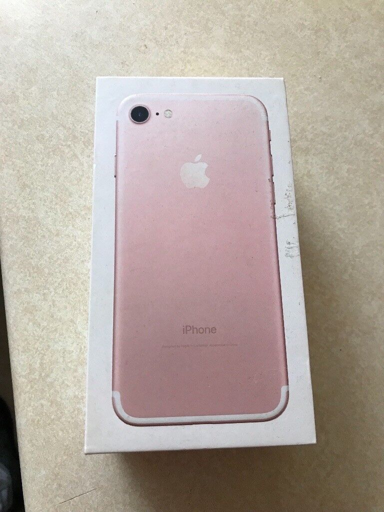 iPhone 7 unlocked