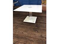 Harvey's Glass Coffee / Side Table