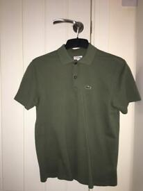 Lacoste Polo (16 yr old)