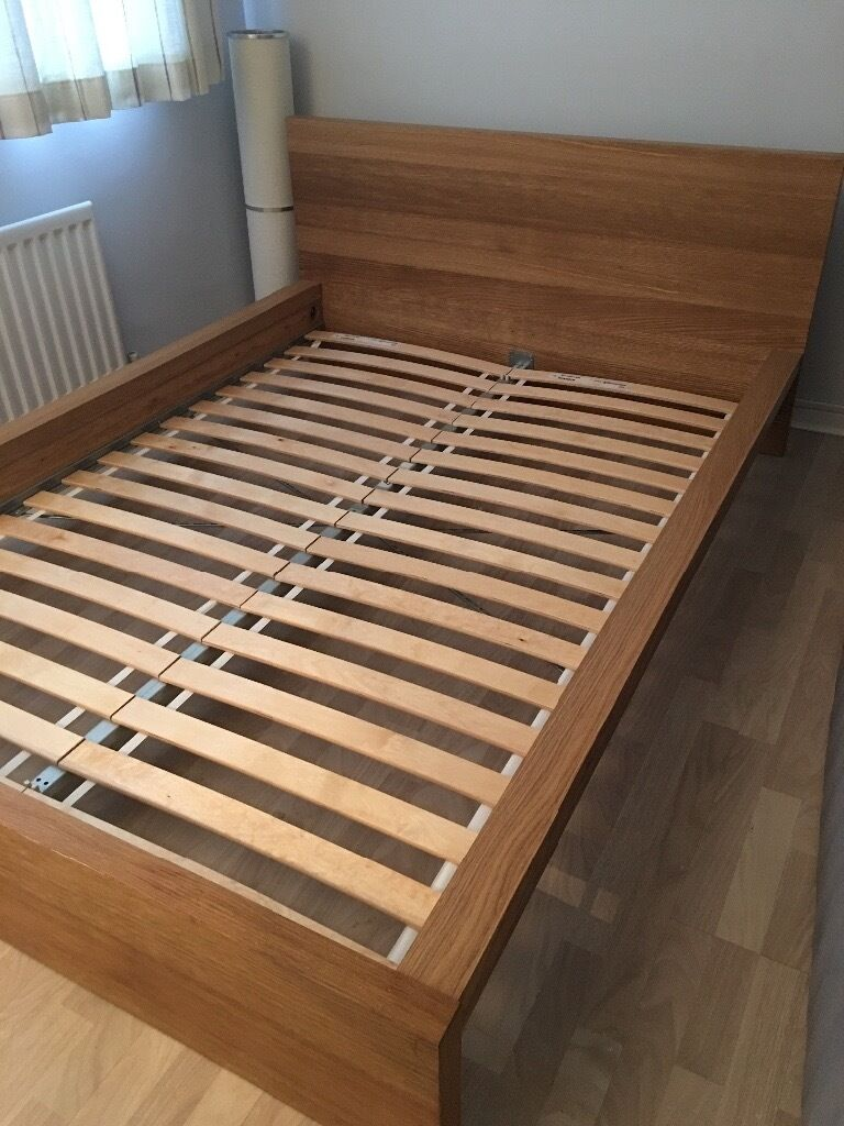 Ikea bed for sale in greenisland county antrim gumtree for Beds on sale ikea