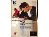 ACCA F5 - Performance Management Exam Kit & Pocket Notes