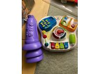 Vetch baby play table