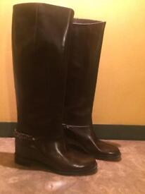 Louboutin Riding Boots