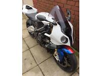 Bmw s1000rr 2010 spare repairs