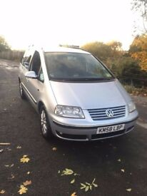 VOLSWAGEN SHARAN SPORT 2.0 TDI For further enquires contact: 07450084532