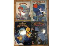 Futurama Season 1-4