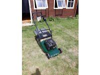 Hayter 48 self propelled Lawn Mower