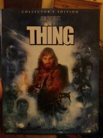 The Thing blu ray