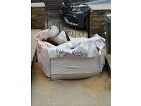 Free Half Ton Bag of Builders Sand - needs to be collected.
