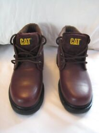 NEW BOXED CATERPILLAR BOOTS