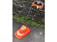 Mower strimmer and hedge cutter in excellent condition