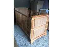 Cot / Cotbed and Nursery Shelf