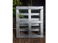 Lightweight Metal Pallet . Could be anything its up to you? Upcycling