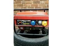 110/240v single phase 2000w generator