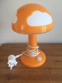 IKEA Kids Lamp (Orange)
