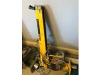 DEWALT DW729 CROSSCUT machine is in good working condition cash on collection 350mm blade 3ph / 415v