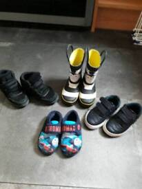 size 6 kids shoes