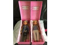 Designa friend dolls