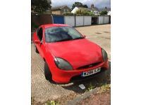 Ford Puma two door 1.3 red